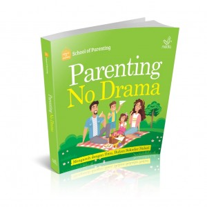 Cover Buku SOP - Parenting no Drama