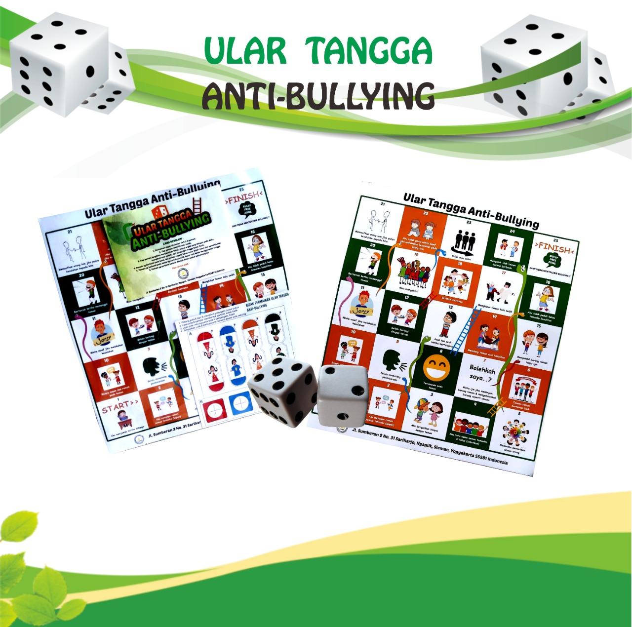 Ular Tangga Anti Bullying