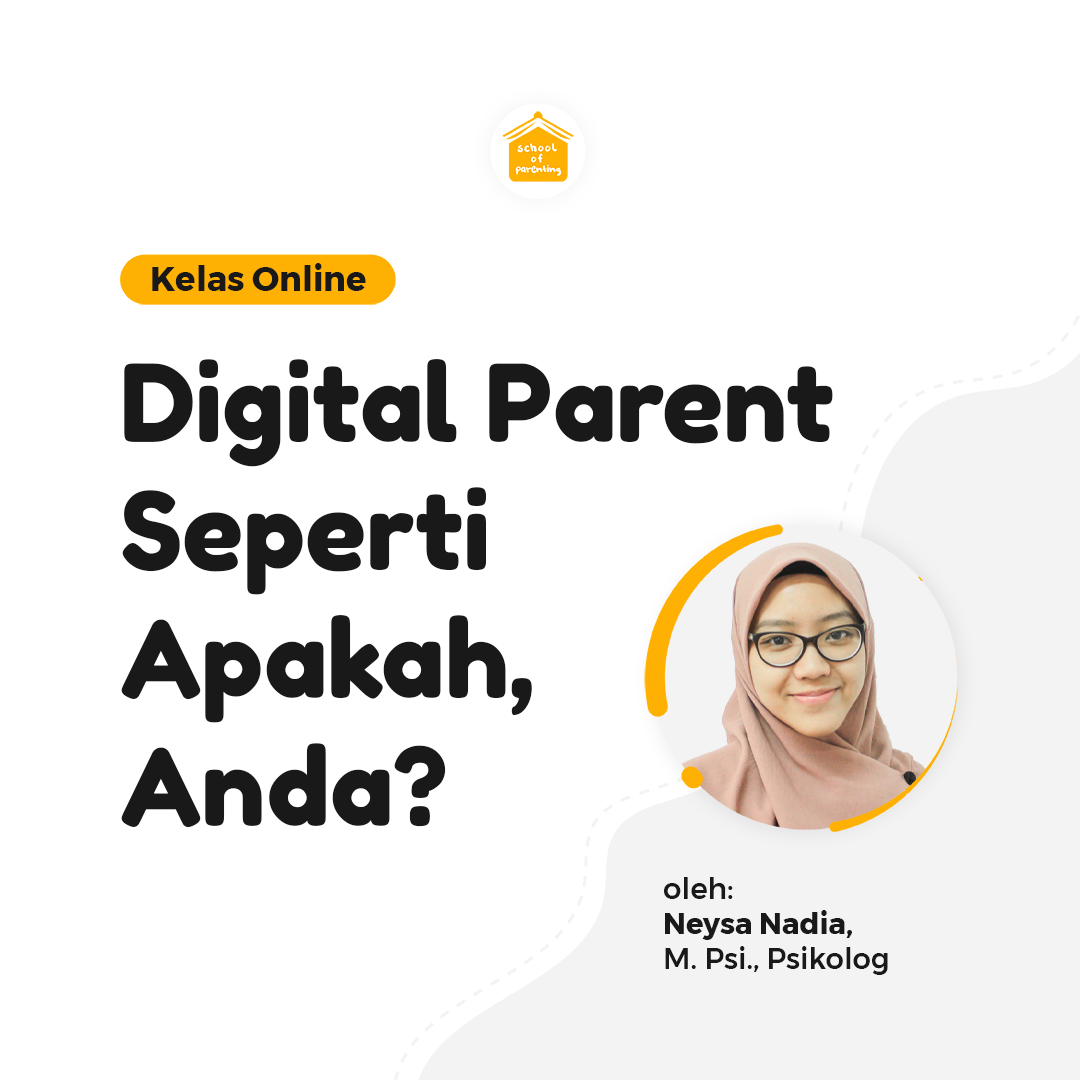 Tipe Digital Parents Seperti Apakah, Anda?