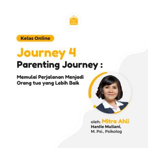Kelas Online SOP - Memulai Perjalanan Menjadi Orang Tua yang Lebih Baik