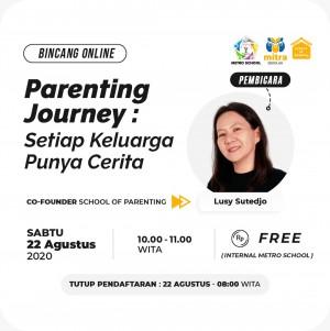 Parenting Journey: Setiap Keluarga Punya Cerita