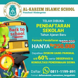Foto Mitra Sekolah SOP - Al-Kareem Islamic School