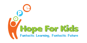 Logo Hope For Kids - Mitra Sekolah SOP