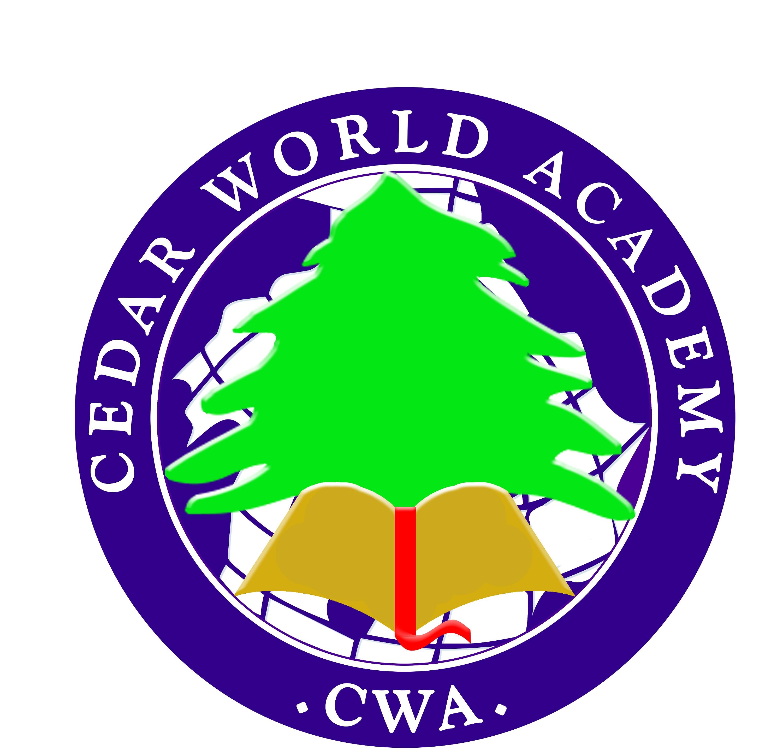 Logo Cedar World Academy - Mitra Sekolah SOP