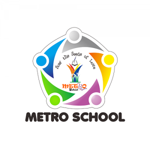 Logo METRO SCHOOL - Mitra Sekolah SOP