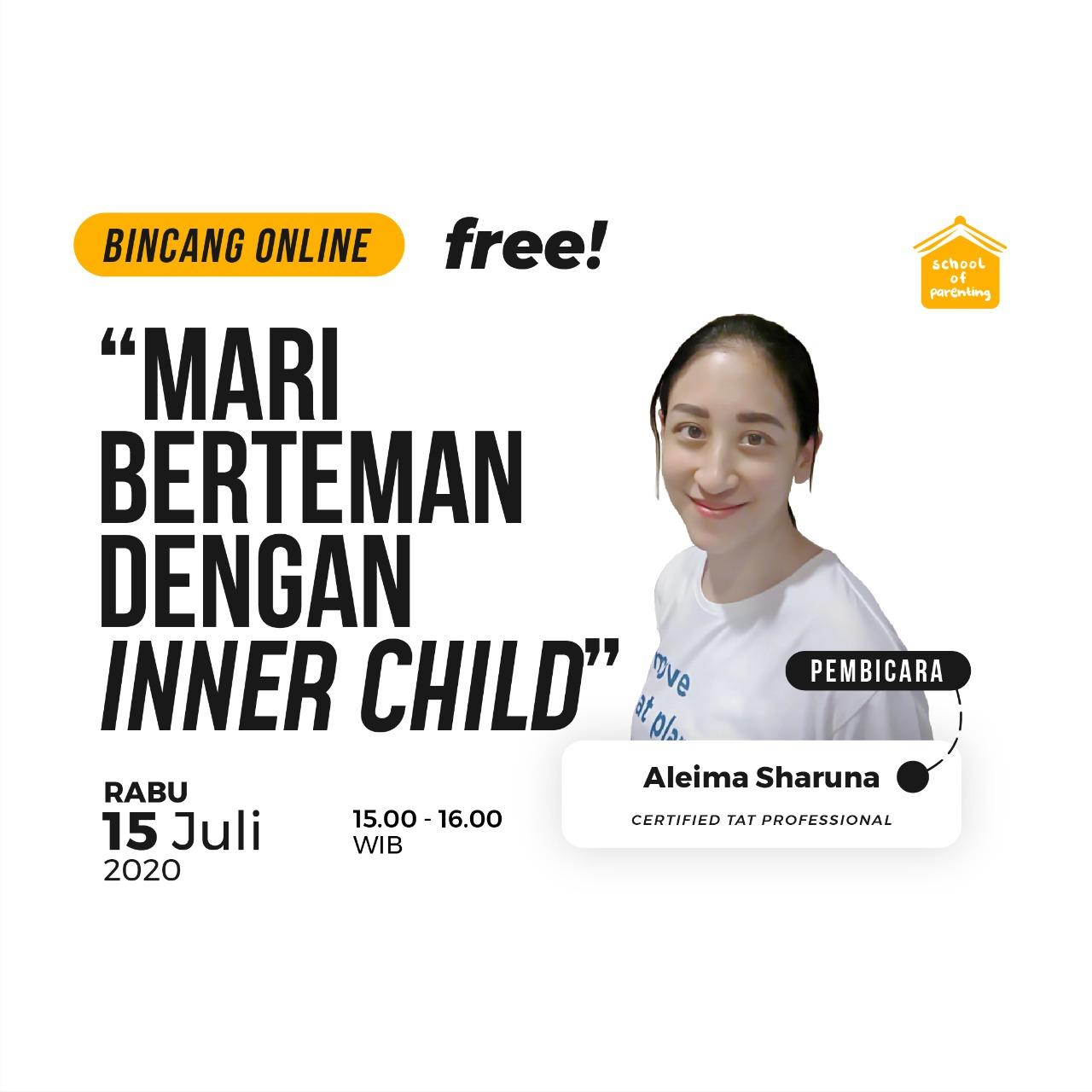 Mari Berteman dengan Inner Child
