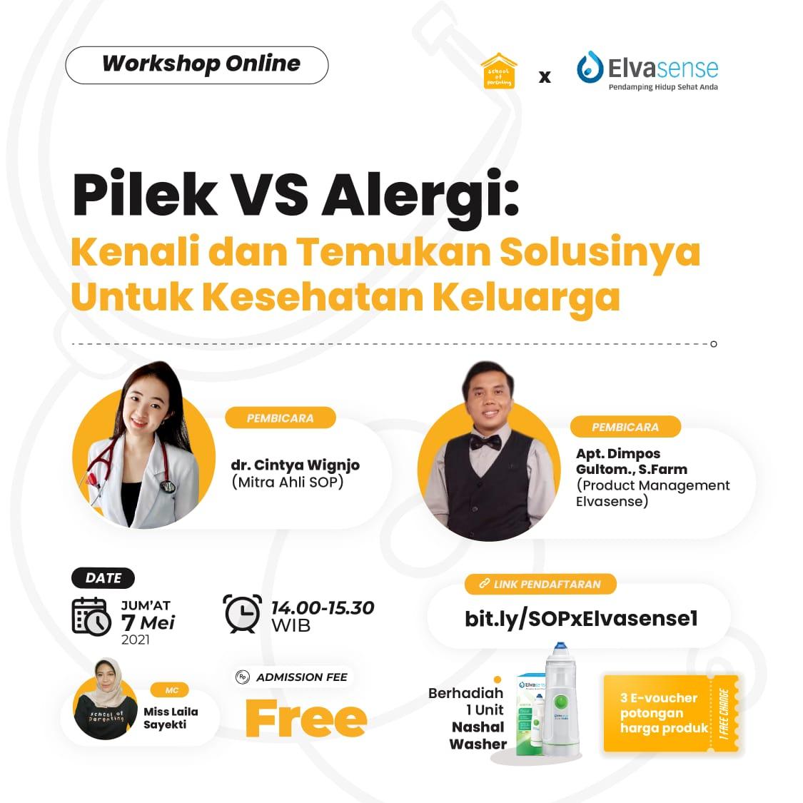 Pilek VS Alergi: Kenali dan Temukan Solusinya Untuk Kesehatan Keluarga