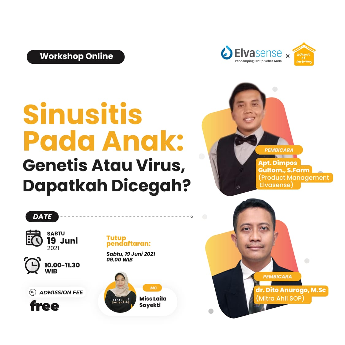 Sinusitis Pada Anak: Genetis Atau Virus, Dapatkah Dicegah?
