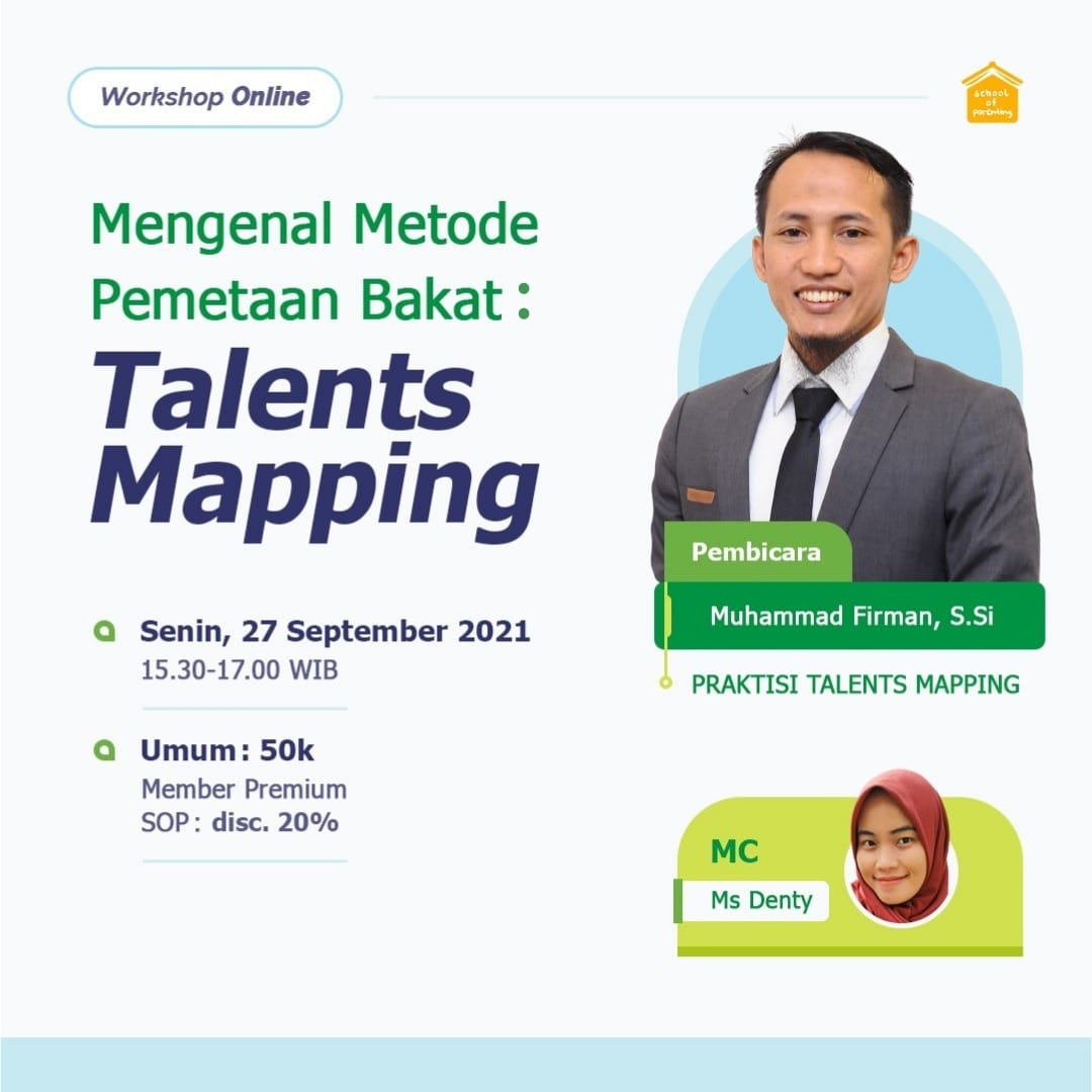 Mengenal Metode Pemetaan Bakat : Talents Mapping