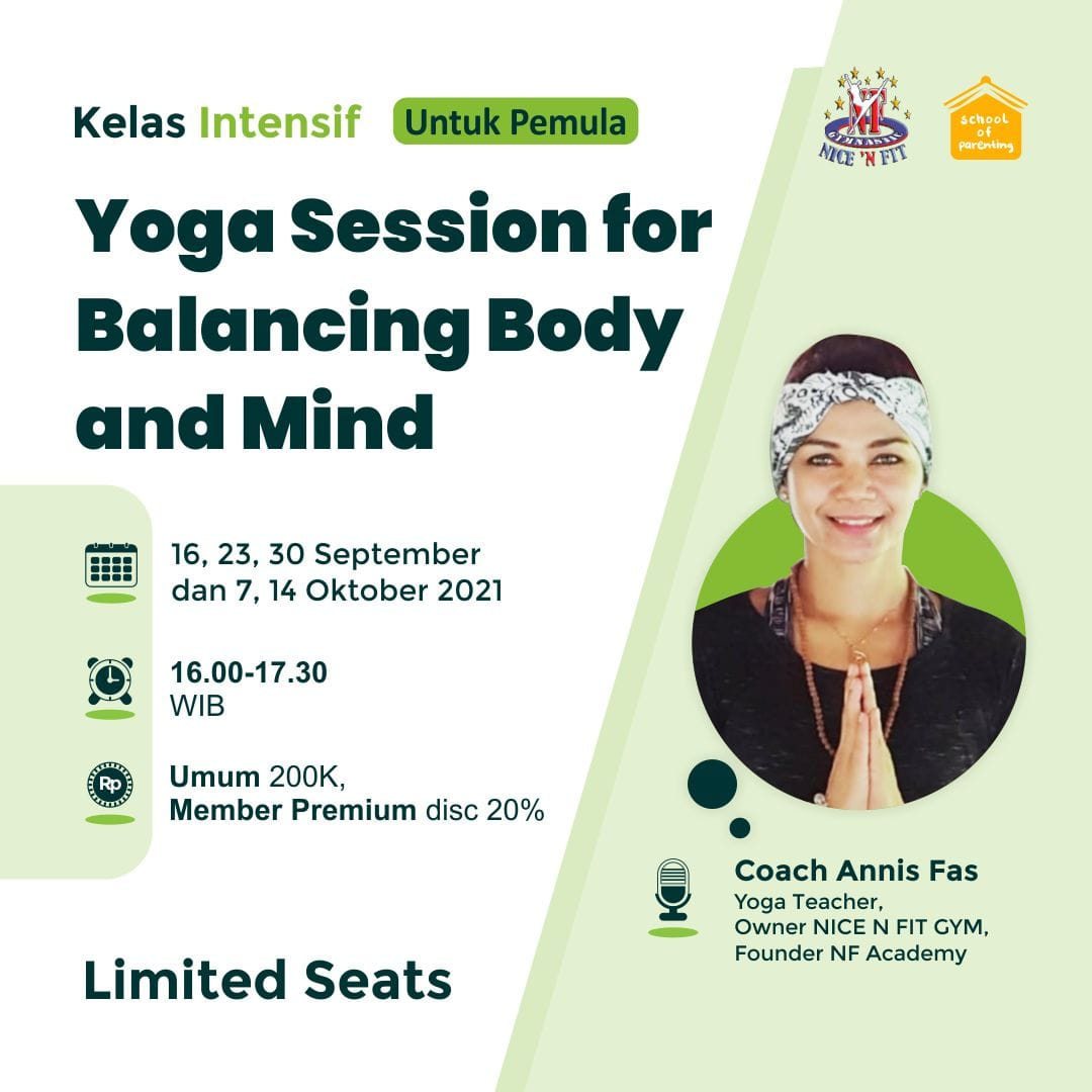 Yoga Session for Balancing Body and Mind